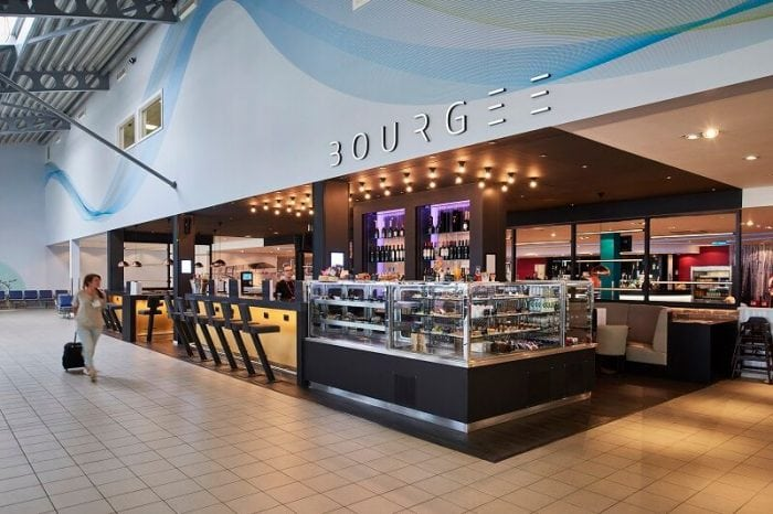Cafe services in London Southend Airport