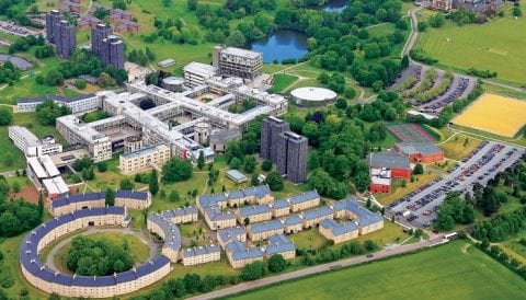 Essex: a 'UK top-20' research university