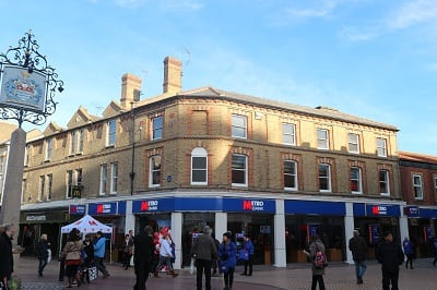 Metro Bank in Chelmsford