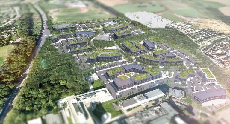 Harlow Enterprise Zone masterplan