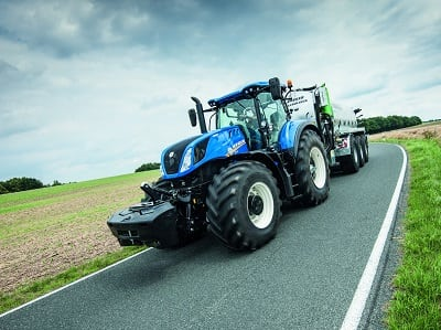 New Holland Agriculture tractor