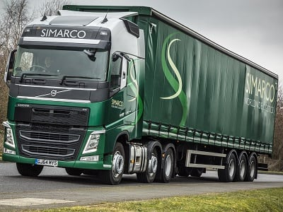 Simarco lorry