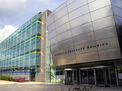 Anglia Ruskin Chelmsford campus, Lord Ashcroft building