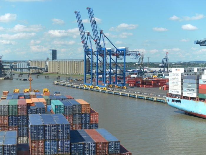 Ports and Logistics sector - Invest Essex