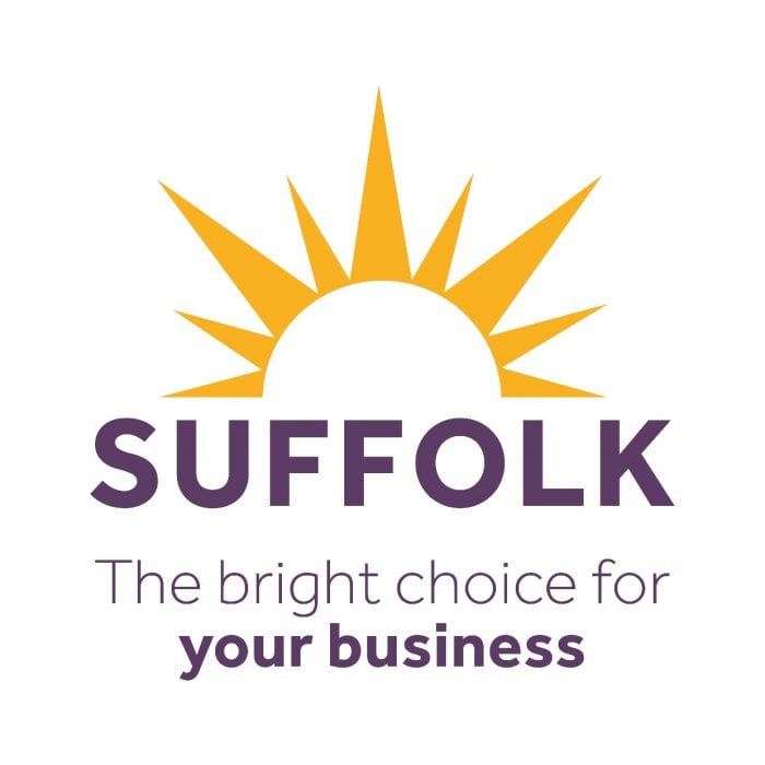 Invest in Suffolk logo