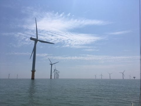 Harwich Wind Farm