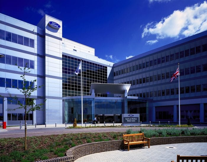Ford Dunton Technical Centre