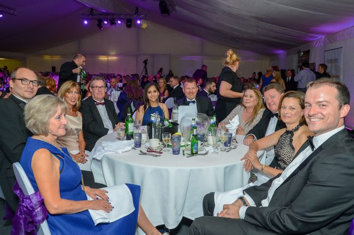 Invest ESSEX at Essex Business Excellence Awards 2018