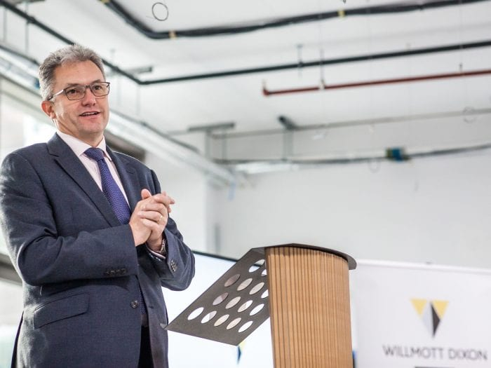 Willmott Dixon Dudley House London