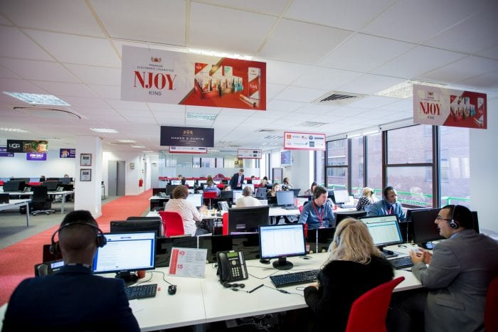 Ventrica Southend Essex office