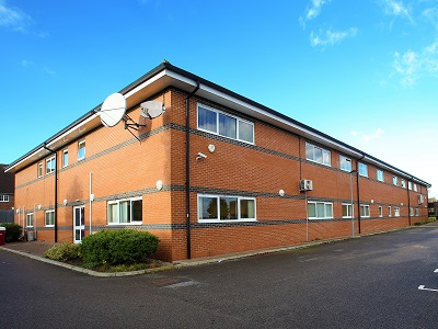 The Ongar Business Centre exterior