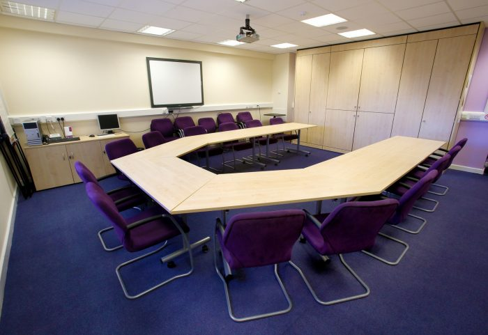 Ongar Business Centre meeting room